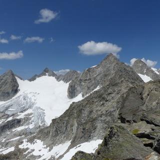 Kuchelmooskopf, Wildgerlosspitz, Reichenspitze und Gabler