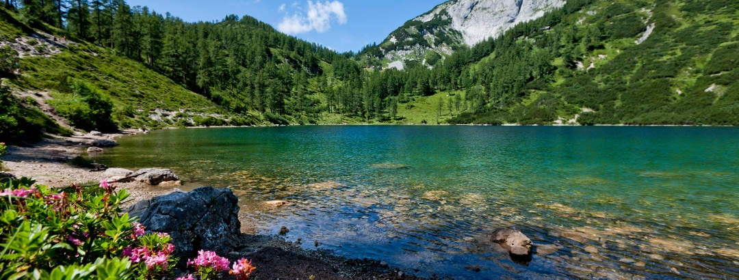 Seenlandschaft im Ausseerland-Salzkammergut