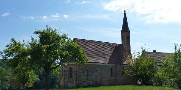 Kirche St. Nikolaus in Weinberg