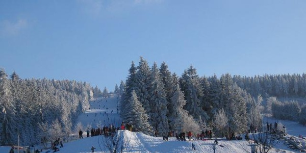 Wintersportgebiet Erbeskopf