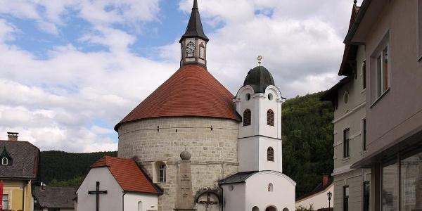 Pfarrkirche Hl. Magdalena und Rupert