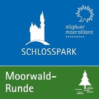 Einhängeplakette Moorwald-Runde