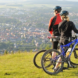 Mountainbike-Touren rund um Goslar