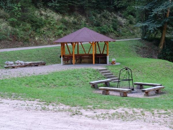 Grillplatz Gesundbrunnen