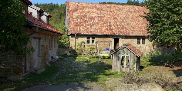 Morsfelder Hof bei Mannweiler-Cölln
