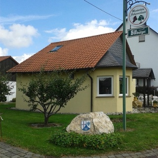 Wanderhütte Johannisbaum