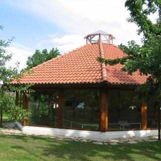 Das Römerkeller-Museum auf Sulz-Kastell