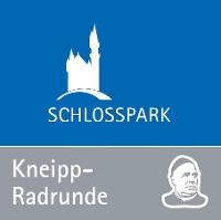 Einhängeplakette Kneipp-Radrunde