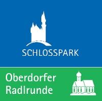 Einhängeplakette Oberdorfer Radlrunde