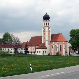 """Mussenhausen - Wallfahrtskirche """"Unserer lieben Frau vom Berge Karmel"""""""