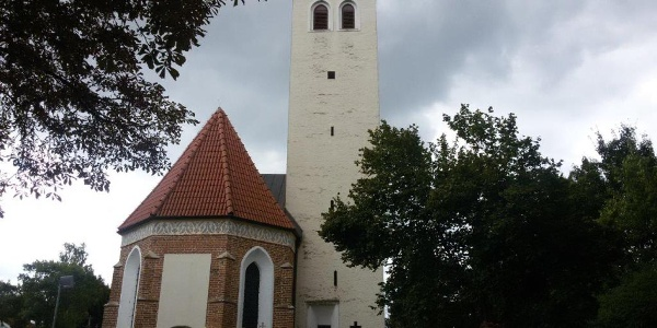 Friedhofskirche St. Georg Rocklfing