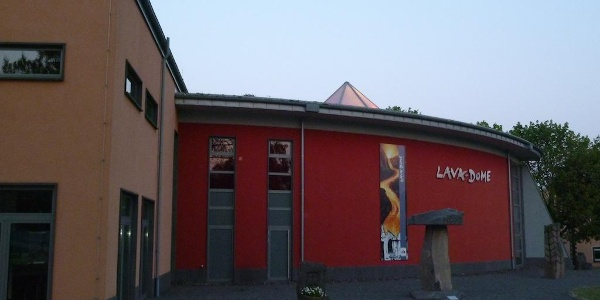 Das Deutsche Vulkanmuseum in Mendig