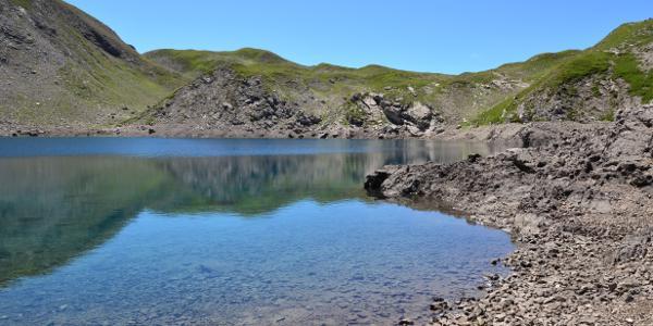 der türkisblaue Butzensee