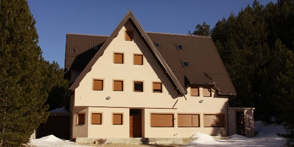 Administration building - Nature Park Blidinje