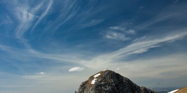 Maglic Summit