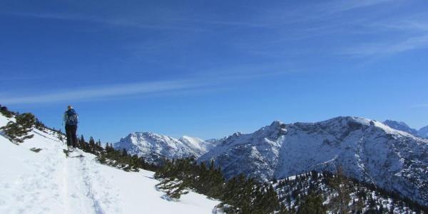 Skitour Hochblasse