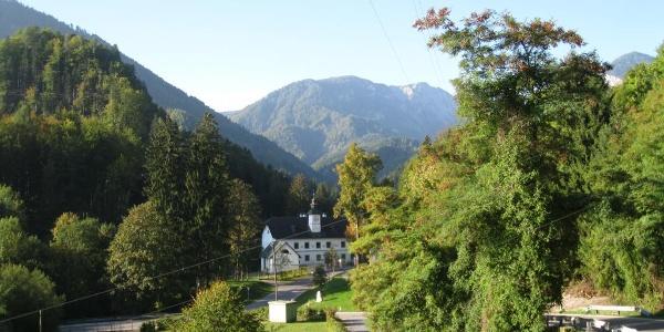 Aufbruch in Rosenbach Richtung Süden