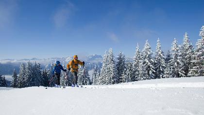 Skitour aufs Hörnle