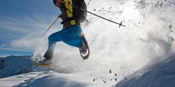 Schneeschuhtour auf die Gasselhöhe
