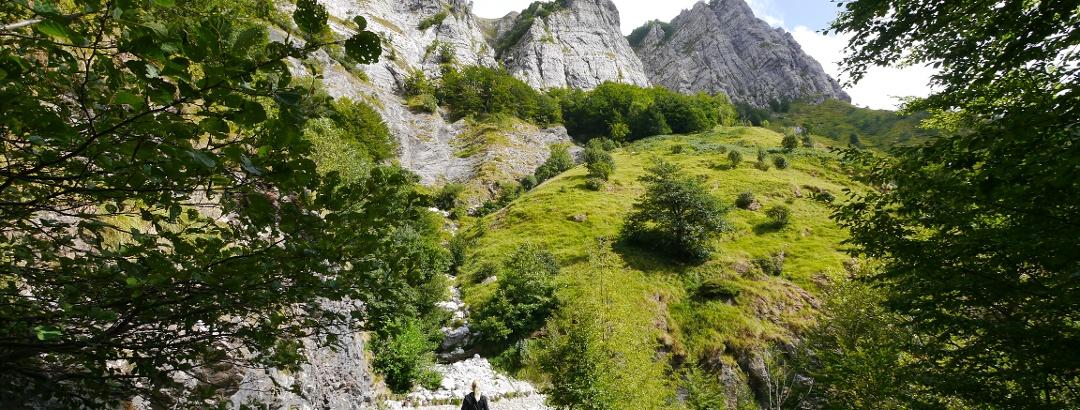 Die Türme des Monte Corchia