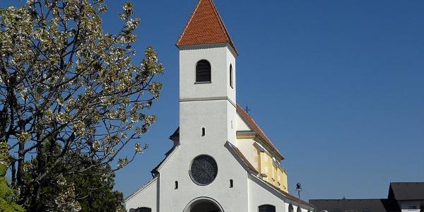 St. Anna Kirche, Wiesmath (Copyright: Haeferl)