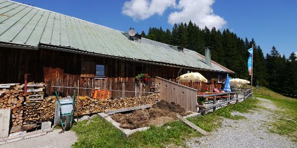 Die Buchel Alpe