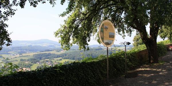 Ausblick vom Geo-Trail