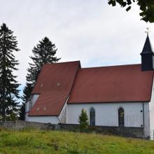 Kapelle von Gruorn