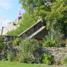 Burggarten in Kastellaun