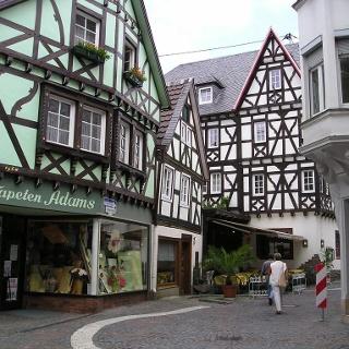 Altstadt von Linz/Rhein