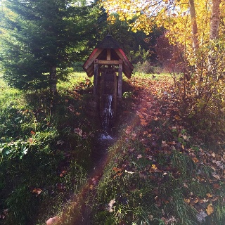 Wasserrad Heimbachtal