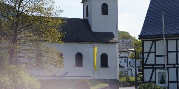 Dorfmitte Helmeringhausen