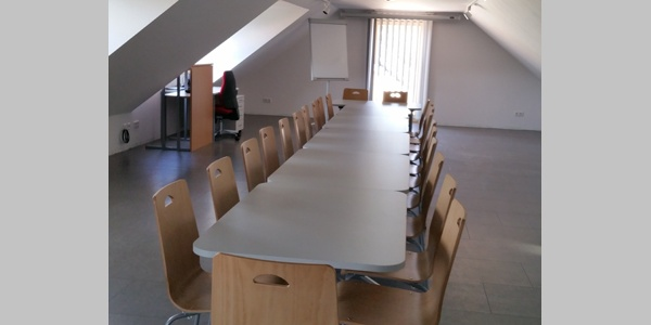 Beratungs- und Vortragsraum für bis zu 50 Personen
