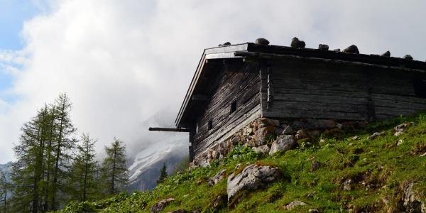 Falzalm  | Wanderung zum Watzmannhaus