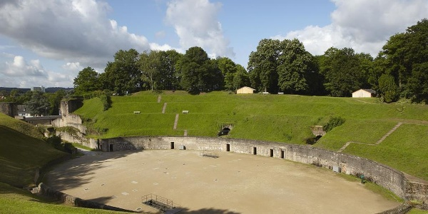 Amphitheater in Trier