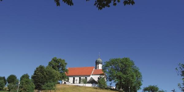 Kirche St. Georg in Rückholz