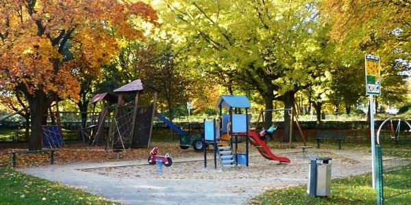 Spielplatz am Maspernplatz