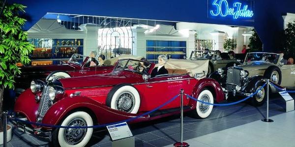 EFA-Museum für Automobilgeschichte, Amerang