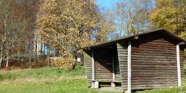 Schutzhütte am Essigberg