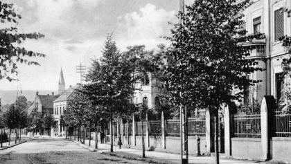 Lange Straße Ostwestrichtung