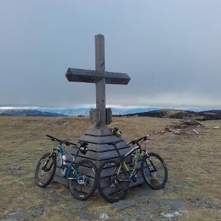 Hochwechsel Gipfelkreuz