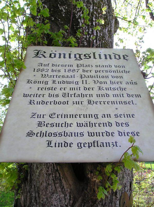 Denkmal König Ludwig II.