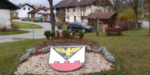 Wanderparkplatz in Falkenfels