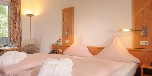 Hotel zur Burg Sternberg: Businesse Zimmer