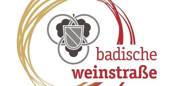 Das Logo der Badischen Weinstraße
