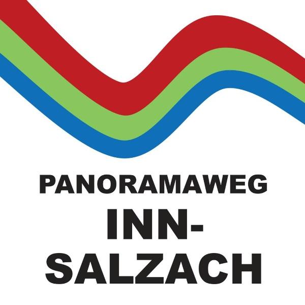 Wegekennzeichen Panoramaweg Inn-Salzach