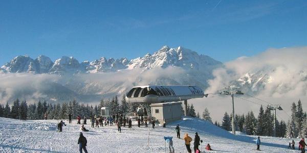 Bergstation Serles