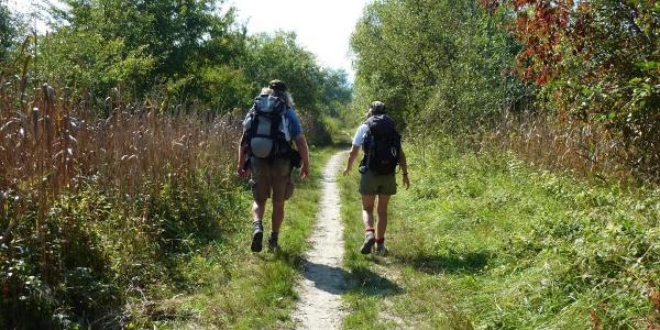 Fernwanderweg - Meditationsweg, 4. Etappe - Loisachweg bei Achrain