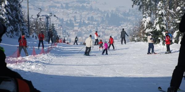 Skifahren am Seimberg