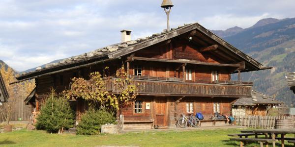 Bauernhaus im Laimacher Regionalmuseum